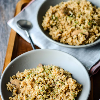 Butter Herb Rice In Rice Cooker Recipes