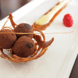 Chocolate Truffle Truffle.