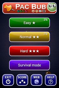 Pac Bub screenshot 0