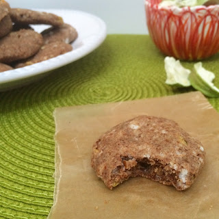 Low Carb Apple Spice Cookies