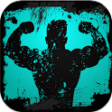 fitness programme challenge icon