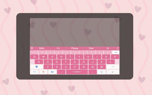 ai.keyboard My Baby Girl theme 5.0.10 screenshots 6