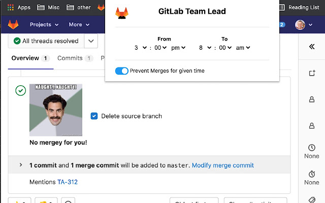 GitLab Team Lead