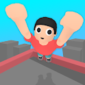 Flip Out - Backflip Parkour Physics icon
