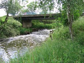 Photo: Mostek w Ortowicach