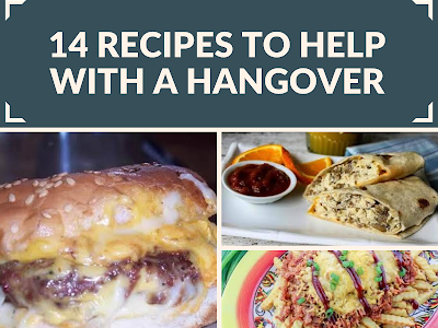 14 Recipes to Help With a Hangover