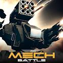 Mech Battle - Robots War Game icon