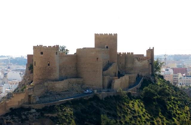 La Alcazaba, uno de los escenarios escogidos para el documental de la CNN.