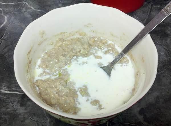 Cinnamon Toast Oatmeal Recipe