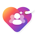 Likes UP - Get Most Likes Tags to Follow icon