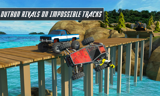 Offroad Dune Buggy Car Racing Outlaws: Mud Road 1.3 Mod screenshots 1