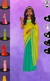 ❊ Indian Sari dress up ❊ - náhled