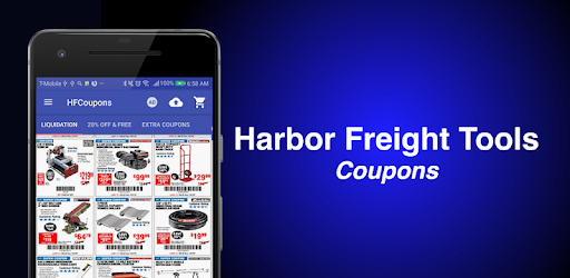Best Harbor Freight Tools 2020 Coupons for Harbor Freight Tools   Apps on Google Play