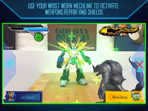 Disney Mech-X4 Robot AR Battle  screenshots EasyGameCheats.pro 1