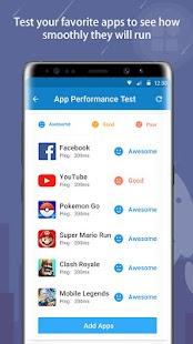 Net speed tester - Internet speed test&App test - náhled