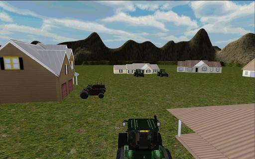 Farming Tractor Simulator