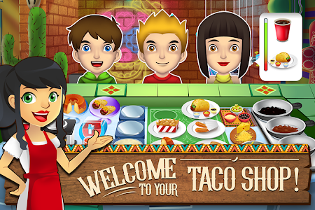My Taco Shop - Mexican and Tex-Mex Food Shop Game 1.0.2