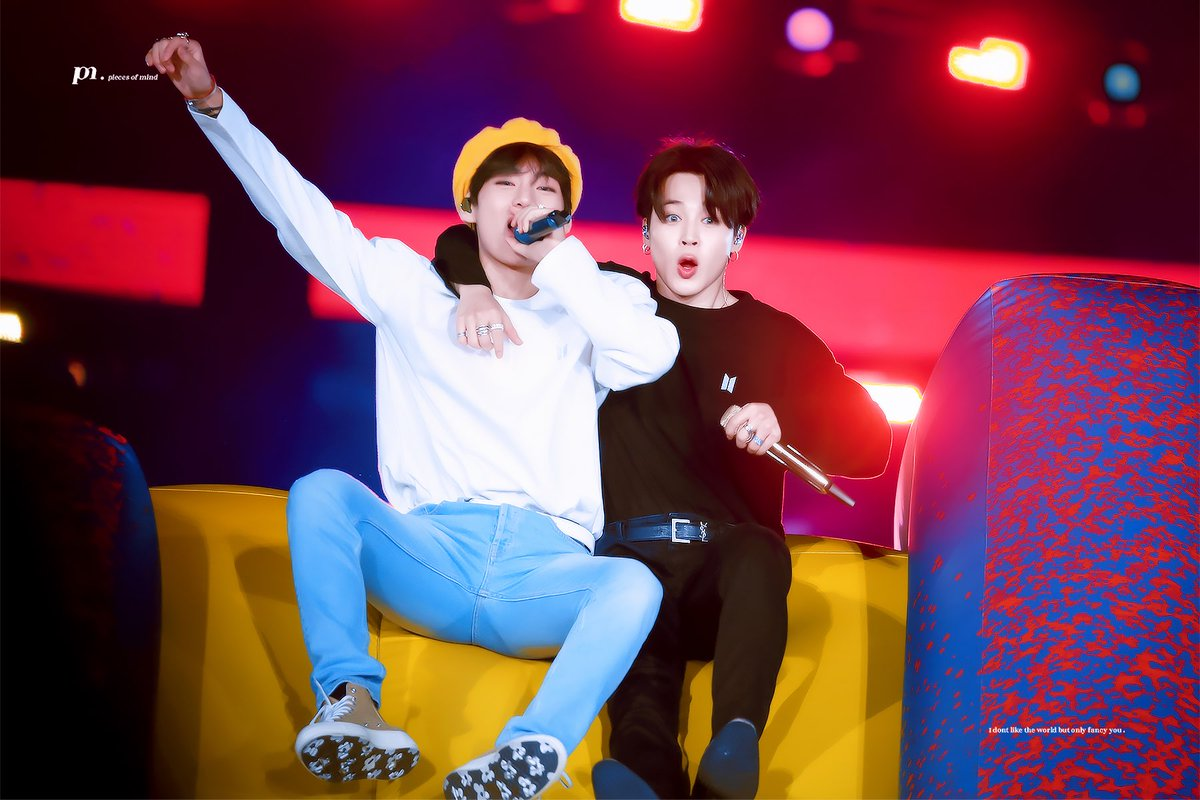 BTS's Jimin Had A Stage Accident That All Toddlers Can Relate To