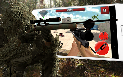 Deadly Sniper Assassin Shot 3D- screenshot thumbnail