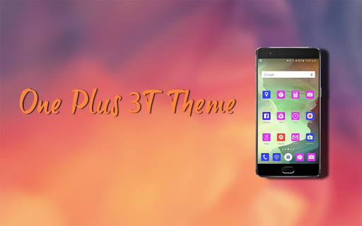 Theme for Oneplus 3T for PC