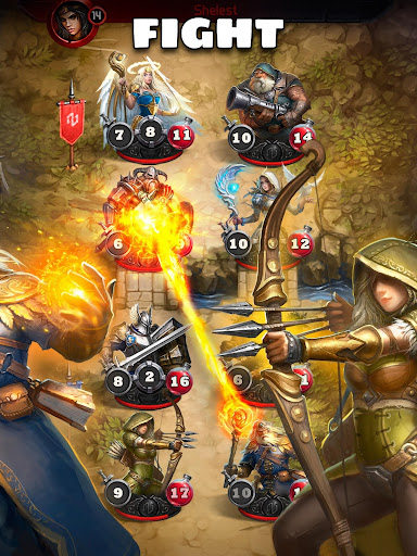 Card Heroes - CCG game with online arena and RPG  screenshots 10