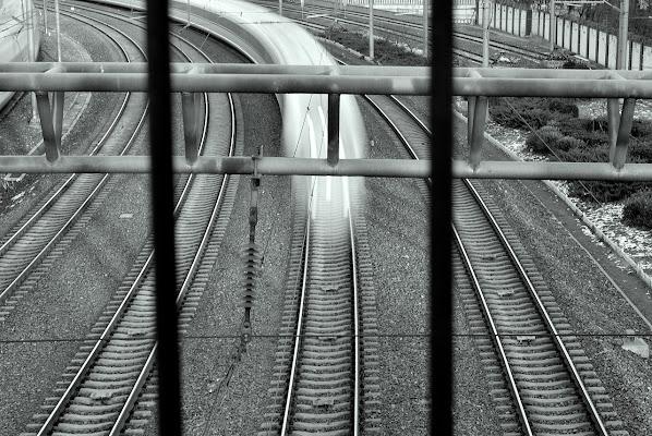 Treno in curva di AndyT