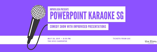 PowerPoint Karaoke Singapore by improv.asia [May show]