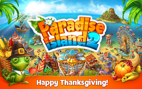 Paradise Island 2 mod
