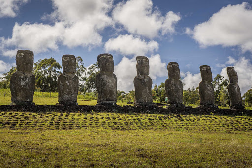 Ponant-Easter-Island1.jpg - See the moai left by the ancient people of Easter Island (Rapa Nui), a Chilean territory in the South Pacific.