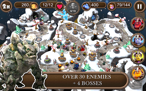 Brave Guardians Screenshot 4