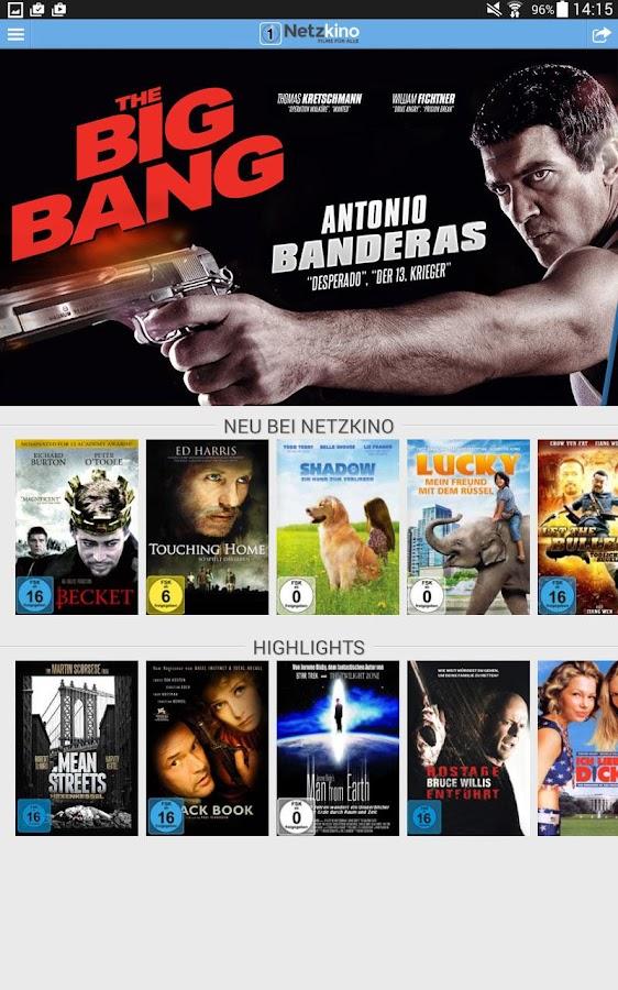 kostenfreie spielfilme