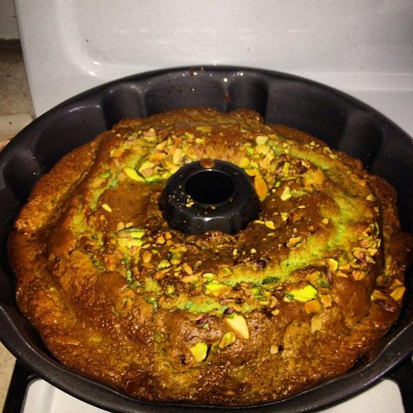 Pistachio Pudding Cake  (get Crackin) Recipe