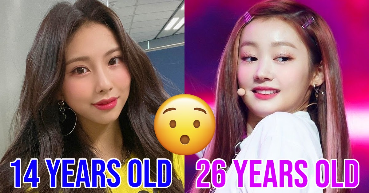 These Are The Youngest To Oldest Average Ages Of 15 K-Pop Rookie Girl Groups