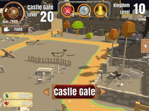 Code Triche Loyal Guardians - large scale auto battle RTS  APK MOD (Astuce) screenshots 5