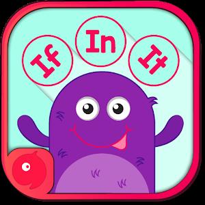 Kindergarten kids Learn Rhyming Word Games 7.0.3.5 by Greysprings logo