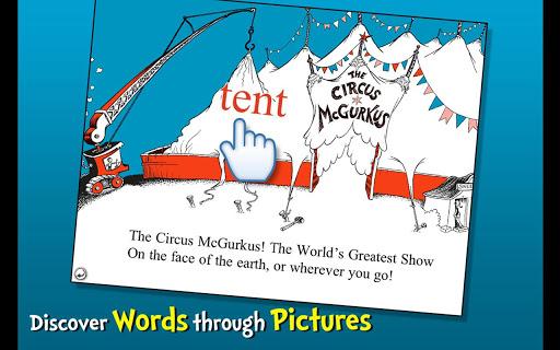 If I Ran the Circus -Dr. Seuss
