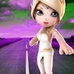 Princess Crossy Game Road Fun