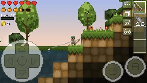 LostMiner: Block Building & Craft Game v1.4.2a screenshots 2