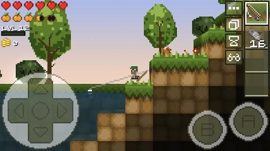 LostMiner: Block Building & Craft Game 2