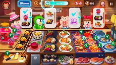 LINE シェフ 〜ブラウンと楽しくお料理!かわいいクッキング〜のおすすめ画像1
