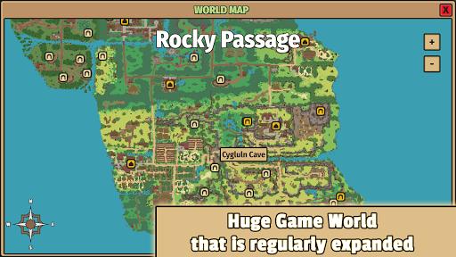 Stein.world - MMORPG apkmr screenshots 5