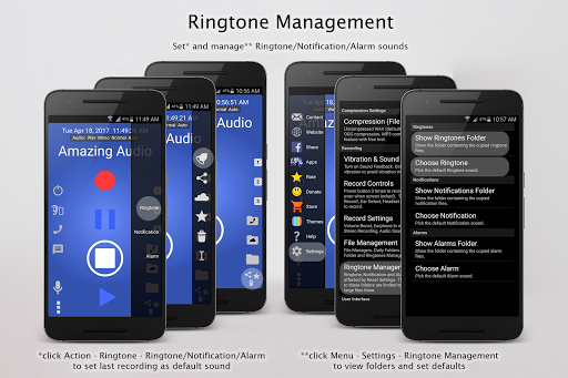 Hi-Res Audio Recorder  screenshots 2