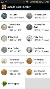 Canada Coin Checker 2