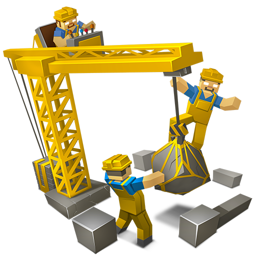 Industrial Craft: City Building