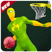 SuperHero Real Basketball Stars