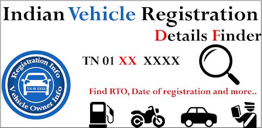 Vehicle Registration Details - Apps on Google Play