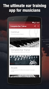 Complete Ear Trainer- screenshot thumbnail