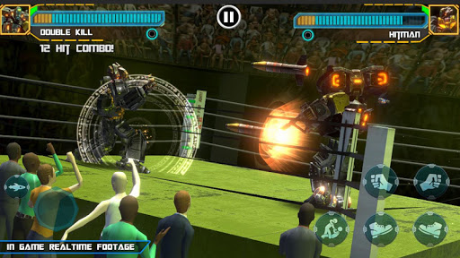 Real Robot Ring Boxing 2019 1.9 screenshots 4