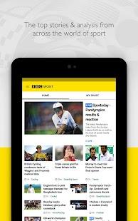 BBC Sport Screenshot 18