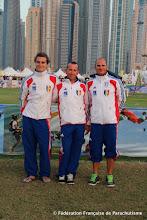 Photo: Voile Contact à 2  @ Dubaï, WPC 2012